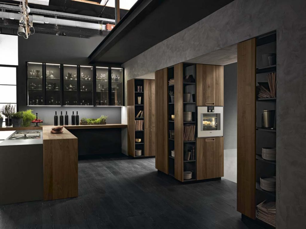 cuisine bois beton gallery of cuisine bois bton ferme with cuisine bois beton awesome cuisine. Black Bedroom Furniture Sets. Home Design Ideas